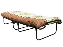 Раскладная кровать с матрасом (без колесиков)