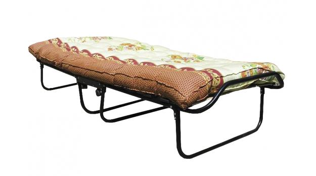 Купить раскладную кровать с матрасом без колесиков