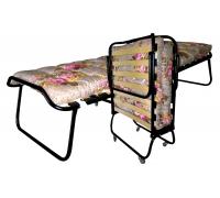 Раскладная кровать с матрасом